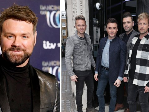 Brian McFadden gives new Westlife song his seal of approval as he declares: 'The boys are back'