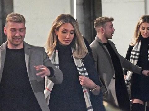Pete Wicks and Megan Mckenna reunite for Celebs Go Dating after bitter split
