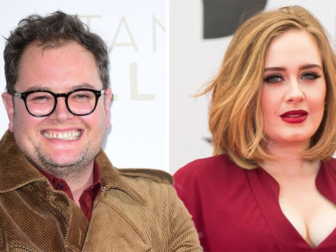 Alan Carr reveals wedding to Paul Drayton was paid for entirely by Adele and we're jealous