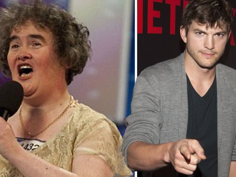 Susan Boyle didn't know she was famous until Ashton Kutcher tweeted her Britain's Got Talent audition