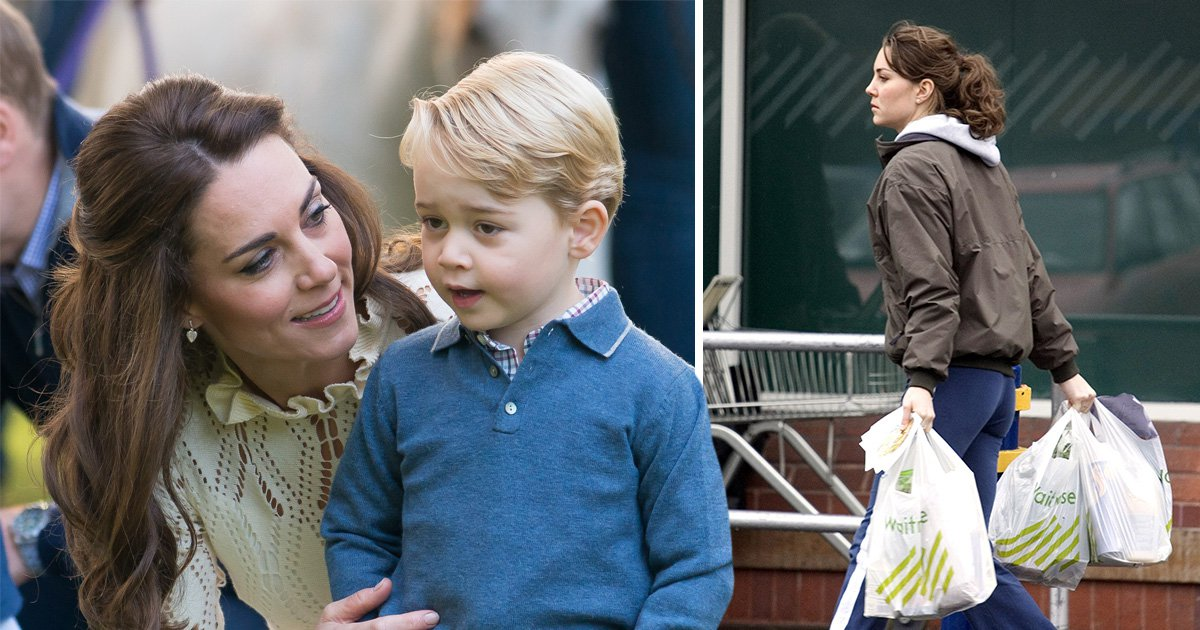 Isis plot to kill Kate Middleton by poisoning her supermarket shopping