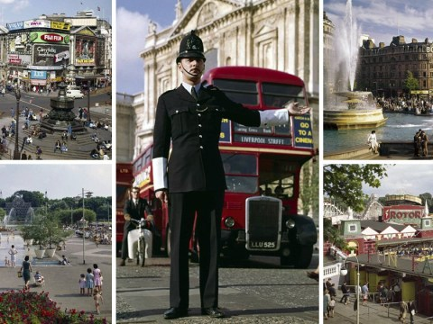 Postcard collection shows how different London looked in the 1960s