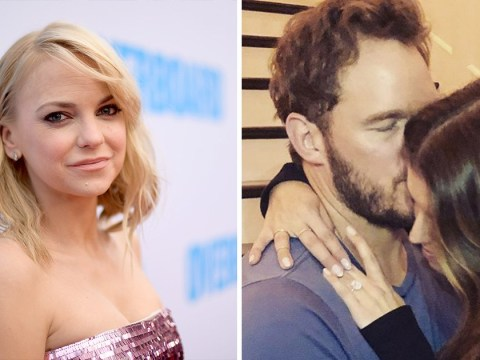 Anna Faris reveals ex Chris Pratt gave 'heads up' before Katherine Schwarzenegger proposal
