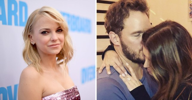 Anna Faris congratulates ex-husband Chris Pratt on engagement three months after divorce