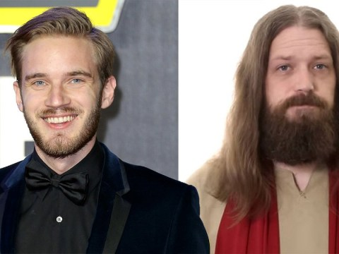 PewDiePie saves Jesus Christ (actually) after emotional YouTube video goes viral