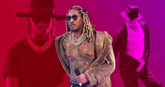 Is Future the 'next Michael Jackson?' The Wizrd portrays him