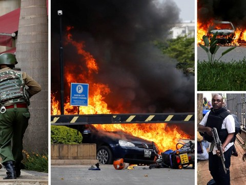 One confirmed dead as explosions and gunfire rock luxury Dusit hotel in Kenya