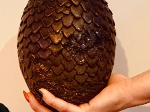 George RR Martin makes a bid for World Record Egg's crown with a Game Of Thrones version