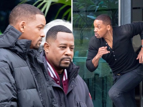Will Smith and Martin Lawrence are truly Bad Boys For Lif3 as they reunite for filming after 15 years