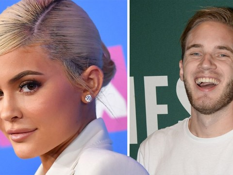 PewDiePie challenges Kylie Jenner to a fight as he trolls star over egg war