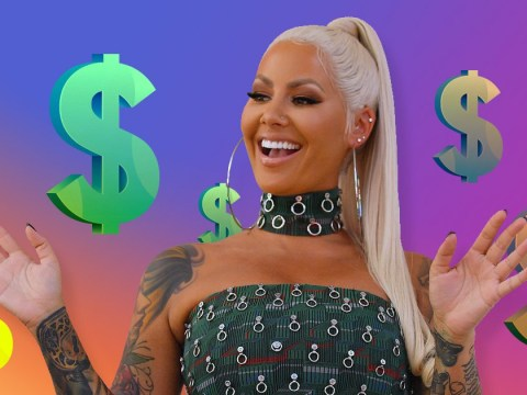 Amber Rose makes $2 million a year from Instagram posts