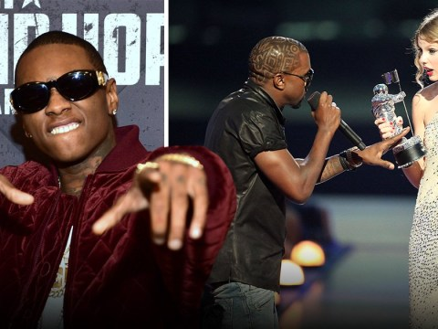 Soulja Boy is still angry Kanye West stole Taylor Swift's microphone: 'How disrespectful are you?'