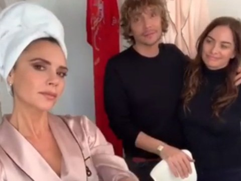 Victoria Beckham 'jokes about discreet David Beckham marriage' as she launches new YouTube series