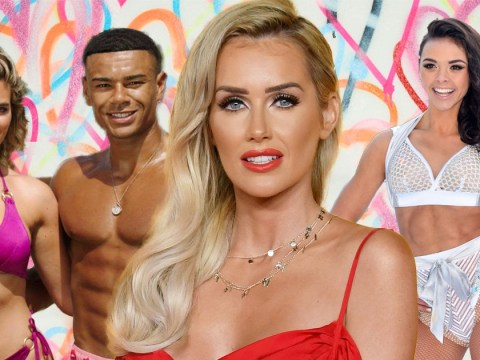 Wes Nelson's ex Laura Anderson thinks Megan Barton's Dancing on Ice feud with Vanessa Bauer is 'strange' too