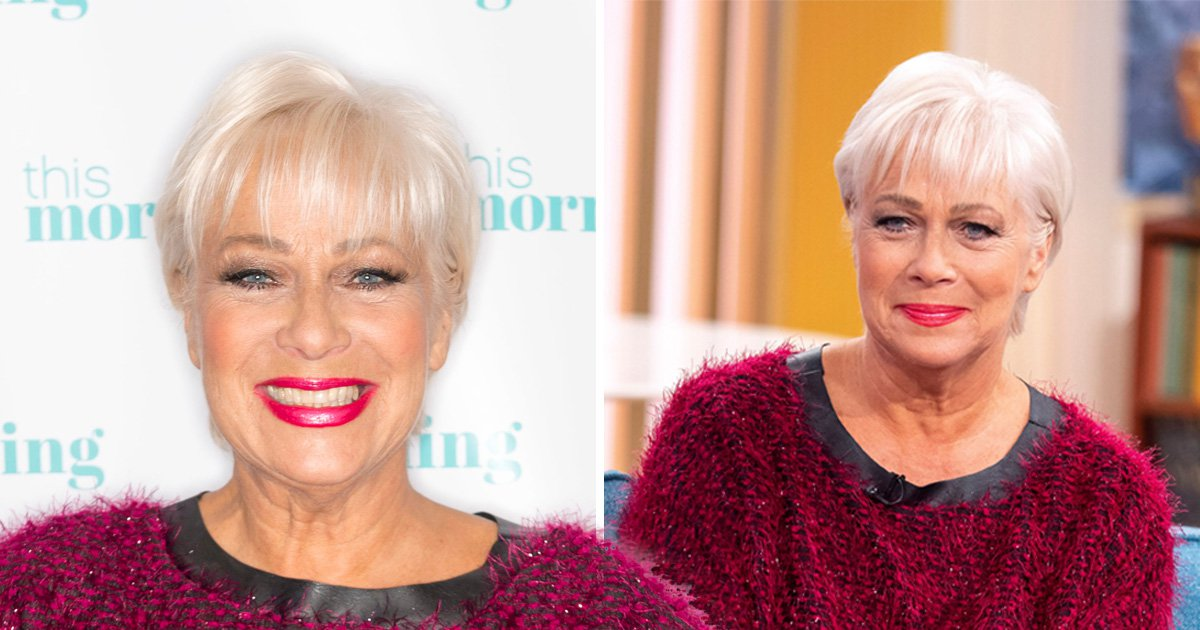 Denise Welch reveals she's been depressed for 30 years after terrifying warning