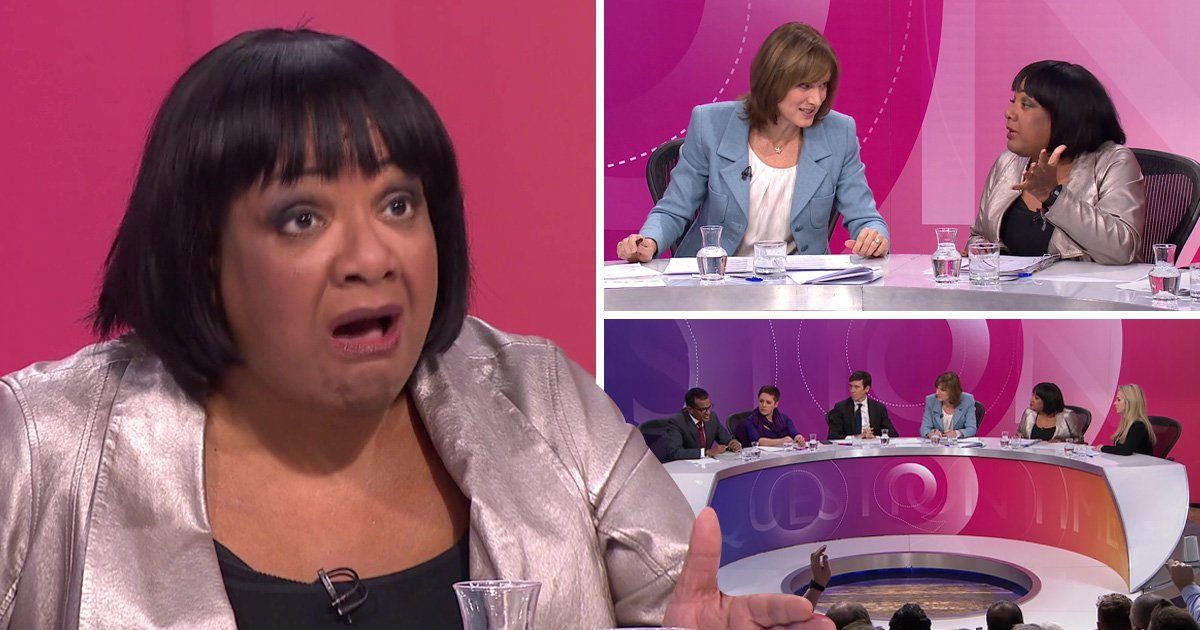 BBC hit back after Labour's Diane Abbott accuses them of 'legitimising racial abuse'