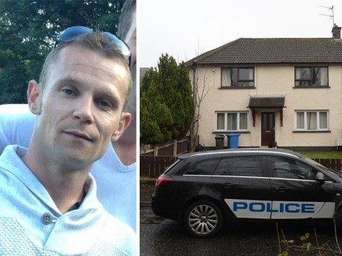 Pictured: Dad shot dead in 'senseless and callous' attack in Northern Ireland