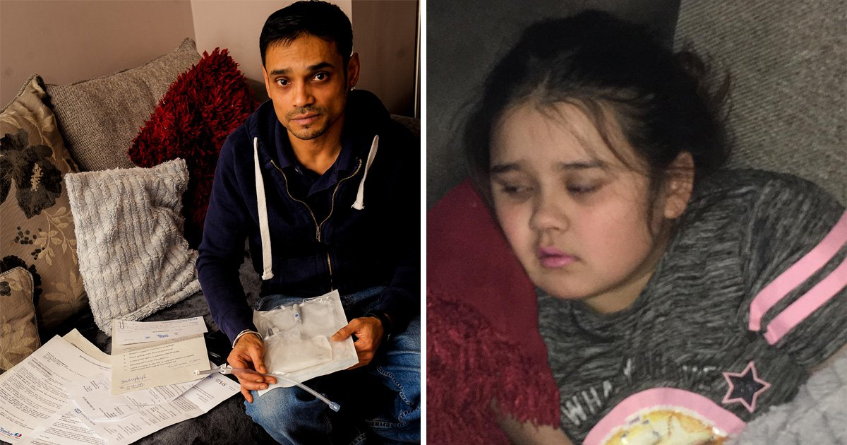 Girl, 11, with excruciating bladder condition 'doesn't want to live to her 12th birthday'