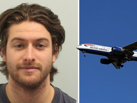 Drunk man who caused flight to turn around midair after biting passenger jailed