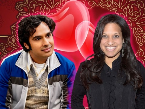 The Big Bang Theory's Rati Gupta reveals why Raj and Anu will go the distance as she calls for big red wedding lehenga
