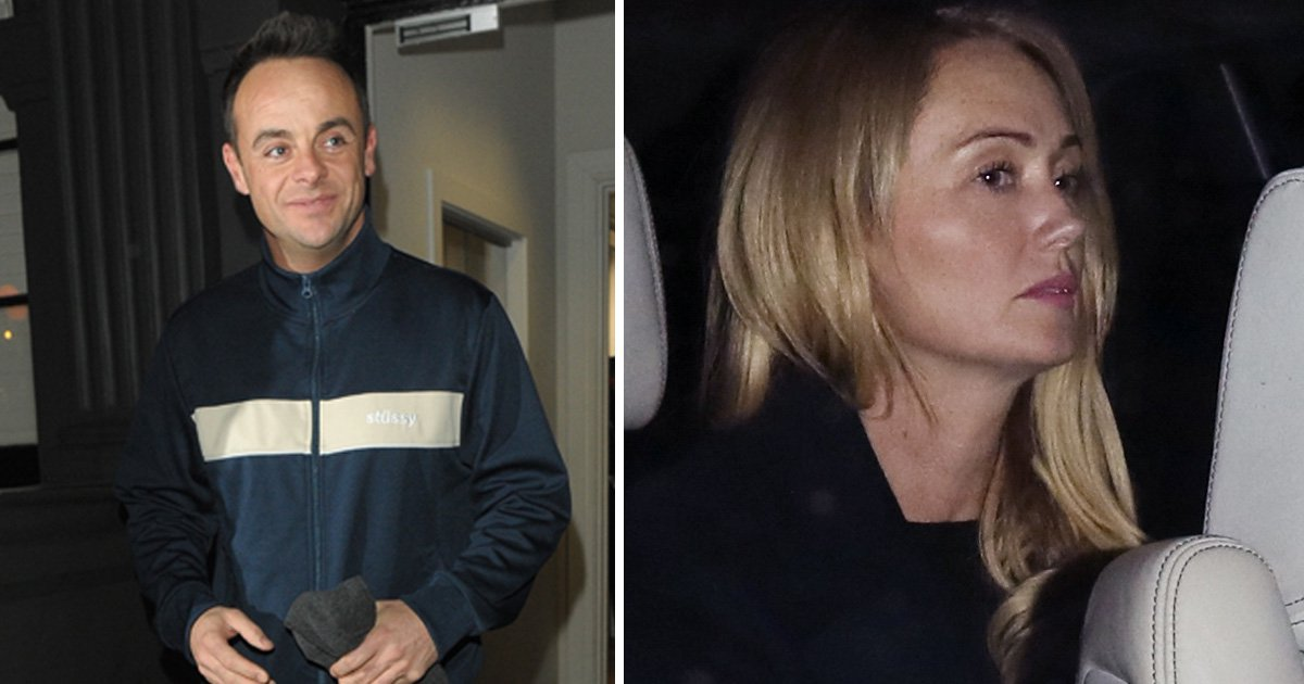 Ant McPartlin beams as he leaves Britain's Got Talent auditions with 'beautiful soul' Anne-Marie Corbett