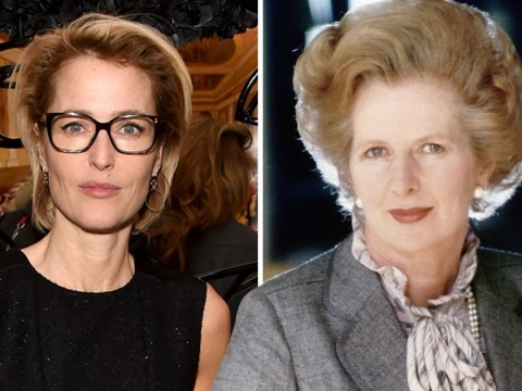 Gillian Anderson 'playing Margaret Thatcher in The Crown series 4'
