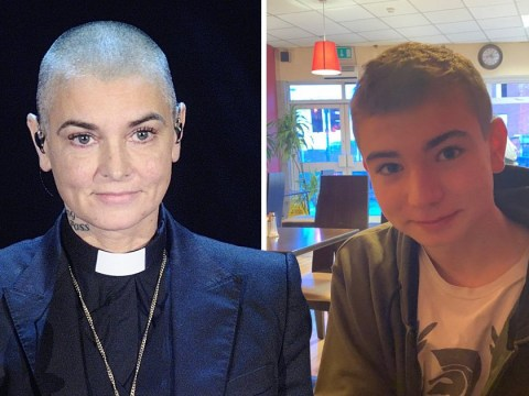 Sinead O'Connor's son, 14, found 'safe and well' after going missing three days ago