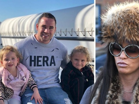 Kieran Hayler claims Katie Price calls him a 'd***head' in front of their children