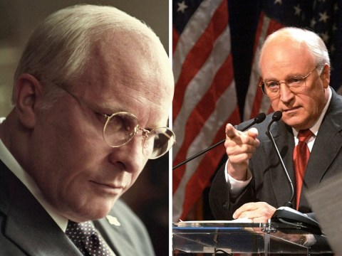 Who is the real Dick Cheney, played by Christian Bale in Vice?