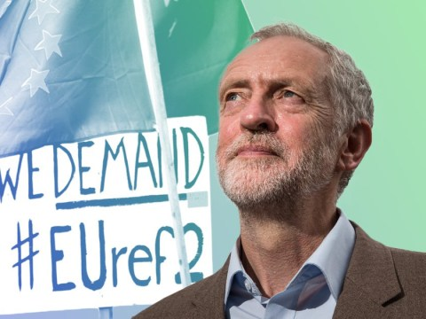 Jeremy Corbyn opens the door for second referendum on Brexit