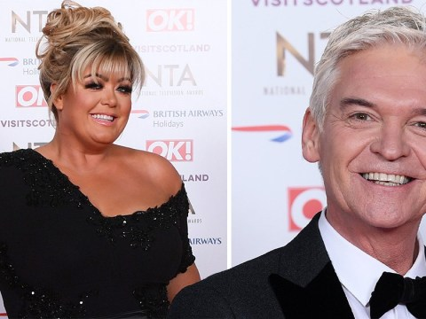 Phillip Schofield defends Holly Willoughby over Gemma Collins Dancing on Ice joke at NTAs: 'It's a good laugh'
