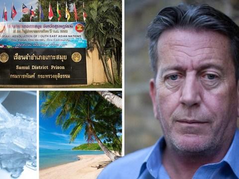 Brit who dealt drugs in Thailand complains about 'torture' of prison sentence