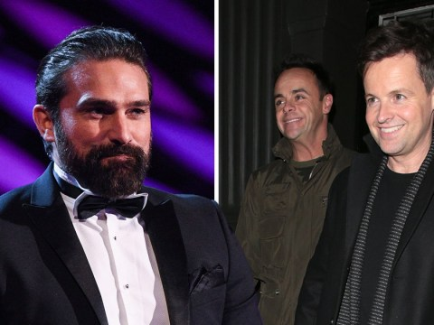 SAS: Who Dares wins presenter pinched Ant McPartlin's NTA: 'It's at home'