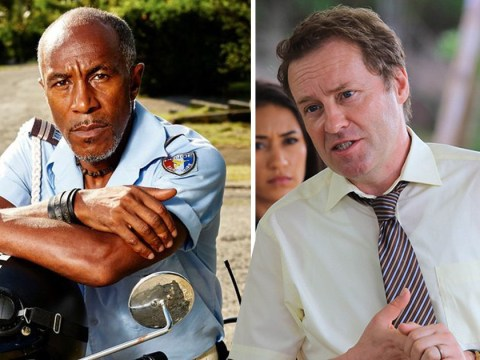 Death in Paradise's Ardal O'Hanlon doesn't envy those recasting Danny John-Jules