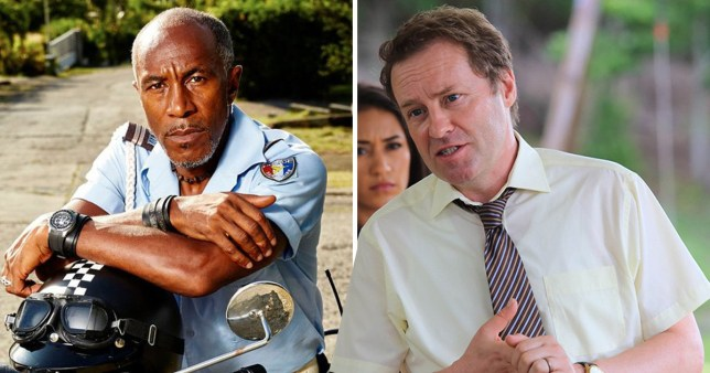 9PM: Death in Paradise