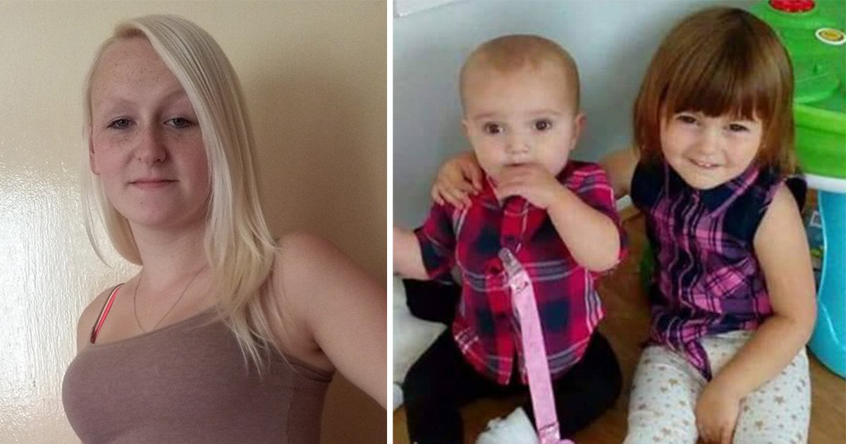 Mum, 22, appears in court for murder of daughters weeks apart