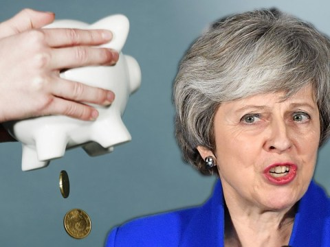 Tory donors 'stop giving party cash until Theresa May is booted out'