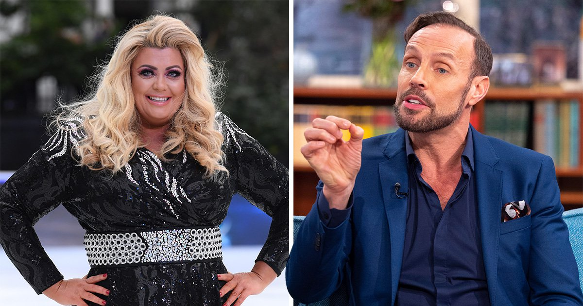 Gemma Collins banters with Dancing On Ice co-stars backstage after 'diva' claims and Jason Gardiner row