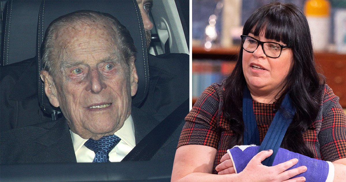 Prince Philip apologises to mum injured in car crash saying he is 'deeply sorry'