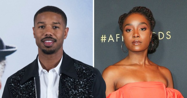 Michael B Jordan got 'flirty' with Kiki Layne at Sundance Film Festival