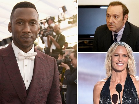 Screen Actors Guild Awards 2019: Mahershala Ali believes Robin Wright's House Of Cards nomination has nothing to do with Kevin Spacey