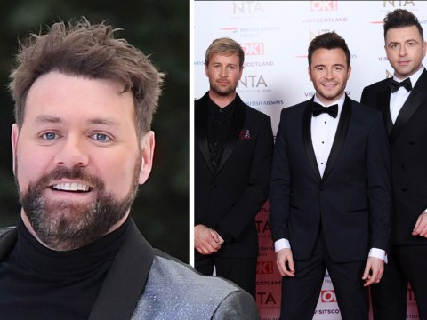 Brian McFadden is convinced that Westlife don't like him – except Nicky