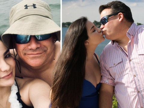 Couple with 30-year age gap always being mistaken for father and daughter