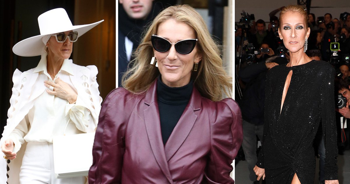 How Celine Dion became a fashion icon and still slays every look