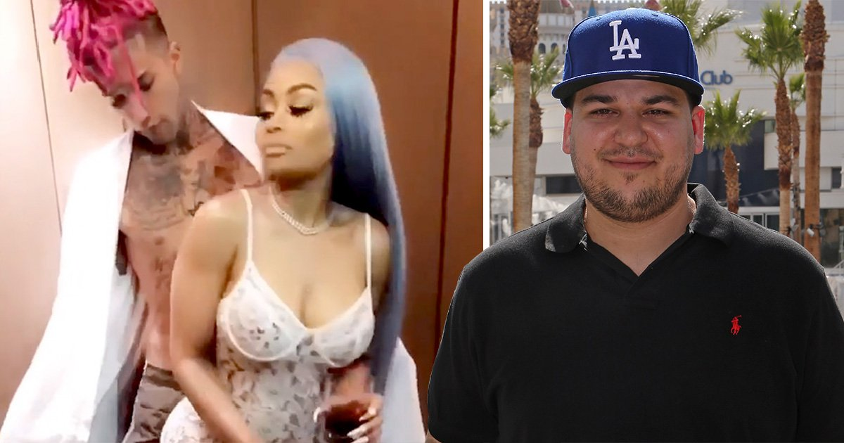 Blac Chyna 'attacked' by new boyfriend after 'bailing on daughter Dream' for trip to Hawaii