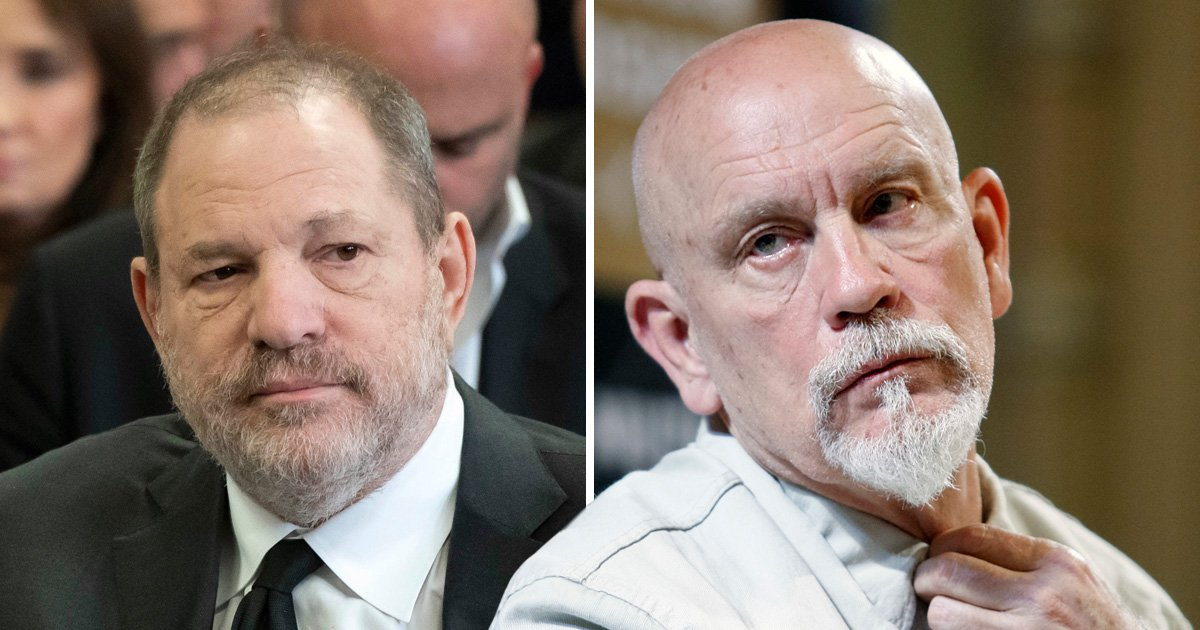 John Malkovich 'would not be surprised' if Harvey Weinstein returned to Hollywood