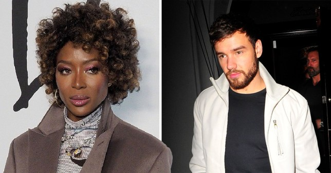 How old is Naomi Campbell and what is her age gap with Liam Payne?