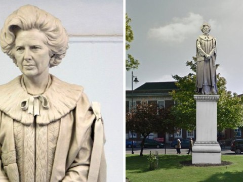 Margaret Thatcher statue 'will need a 10-foot plinth to deter vandals'