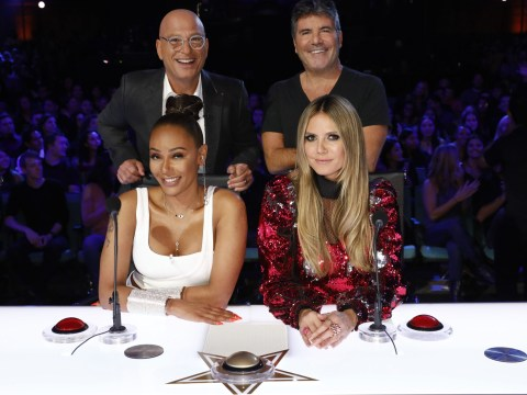 Who are the judges on America's Got Talent: The Champions?