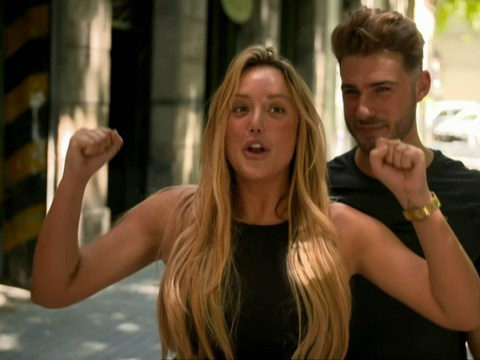 Charlotte Crosby accuses Celebrity Coach Trip host Brendan Sheerin of spreading lies as she reveals axed scenes